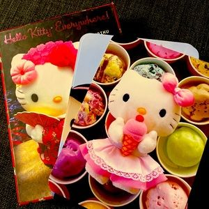 Hello Kitty postcard set - 3 for $15
